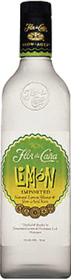 Medium flor de cana limon rum 400px