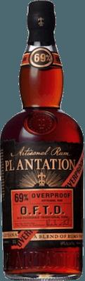 Medium plantation overproof oftd rum 400px