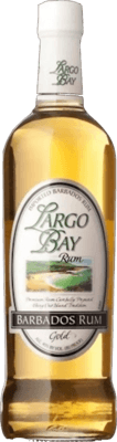 Medium largo bay gold