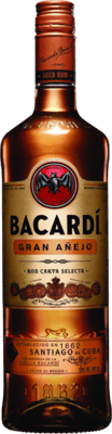 Medium bacardi gran anejo