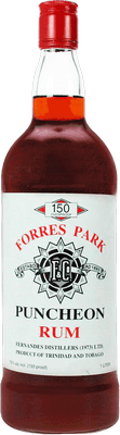 Medium forres park puncheon rum