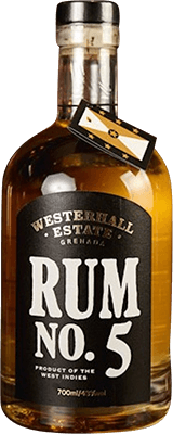Medium westerhall estate no 5 rum 400px