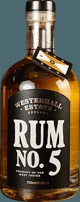 Medium westerhall estate no 5 rum 400px