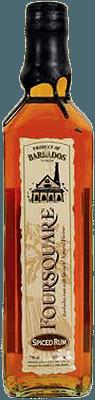 Medium foursquare spiced rum