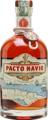 Medium havana club pacto navio