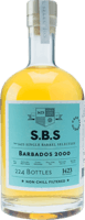 S.B.S. 2000 Barbados rum