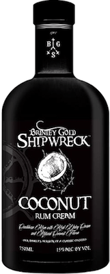 Medium brinley gold shipwreck coconut cream rum 400px