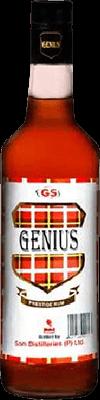 Genius gold rum 400px
