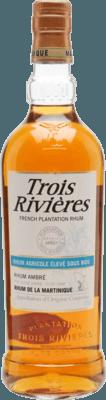 Medium trois rivieres ambre rhum