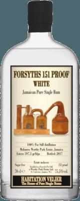 Medium habitation velier forsyths 151 proof white
