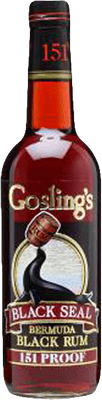 Medium goslings 151 rum