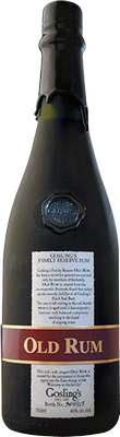 Gosling  family reserve old rum