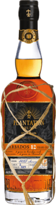 Medium plantation barbados single cask wild cherry finish 12 year
