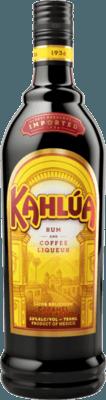 Medium kahlua rum and coffee liqueur