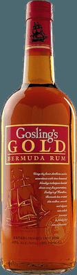 Medium gosling s gold rum