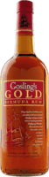 Small gosling s gold rum
