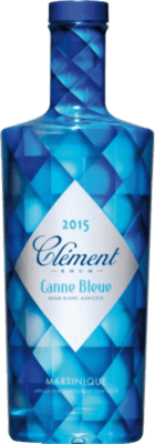 Medium clement canne bleue 2015 rhum