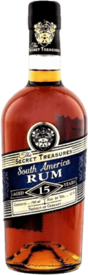 Medium the secret treasures south america 15 year
