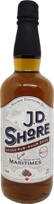 Medium halifax distilling company spiced