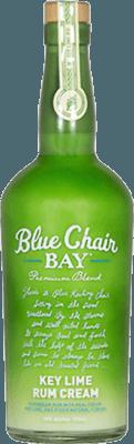 Medium blue chair bay key lime cream