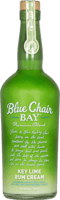 Small blue chair bay key lime cream