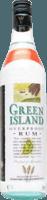 Small green island overproof rum