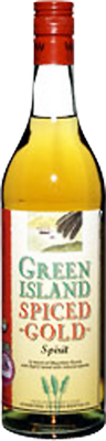 Green island spice gold rum