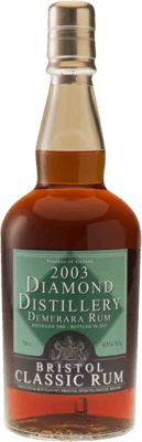 Bristol Classic 2003 Diamond 12-Year rum