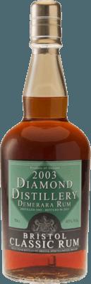 Medium bristol classic 2003 diamond 12 year