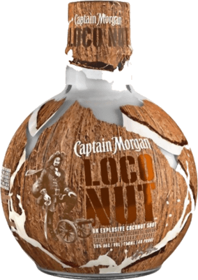 Medium captain morgan loconut