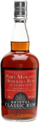 Medium bristol classic port morant demara 25 year