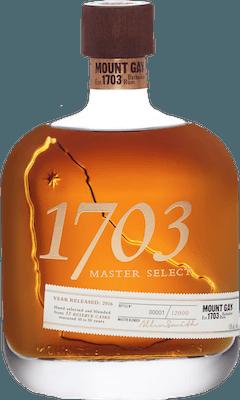 Mount Gay 1703 Master Select rum