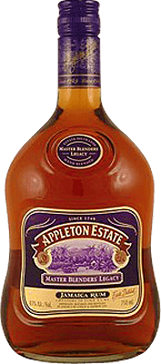 Medium appleton estate master blender s legacy rum