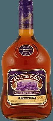 Medium appleton estate master blender s legacy rum
