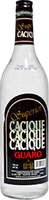 Guaro cacique superior rum