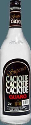 Medium guaro cacique superior rum