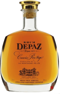 Medium depaz cuvee prestige