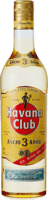 Small havana club 3 year rum