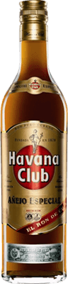 Medium havana club anejo especial rum