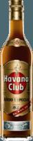 Small havana club anejo especial rum