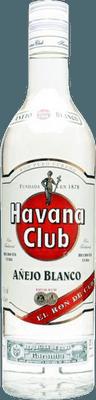 Medium havana club blanco rum