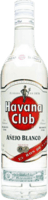 Small havana club blanco rum