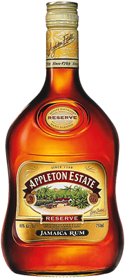 Medium appleton estate reserve rum