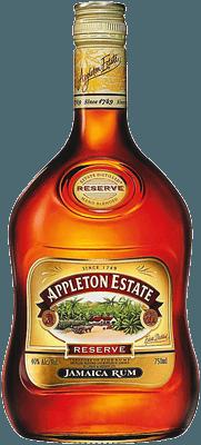 Medium appleton estate reserve rum