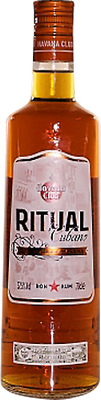 Havana club ritual cubano rum