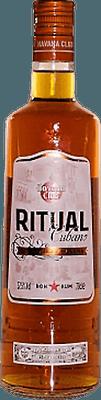 Medium havana club ritual cubano rum