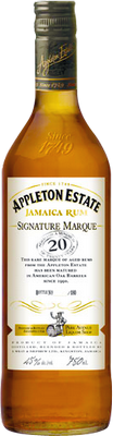 Appleton estate signature marque rum