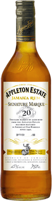 Medium appleton estate signature marque rum