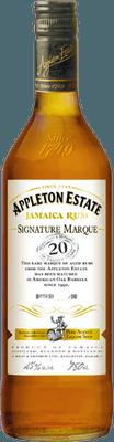 Medium appleton estate signature marque rum