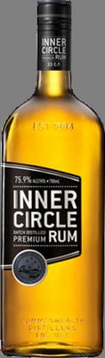 Inner circle black rum